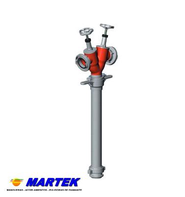Columna de Riego | Venta de Columna de Agua - Martek